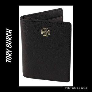 Tory Burch Emerson Foldable Card Case
